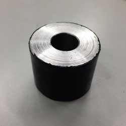 Rubber Coating on Metal Parts